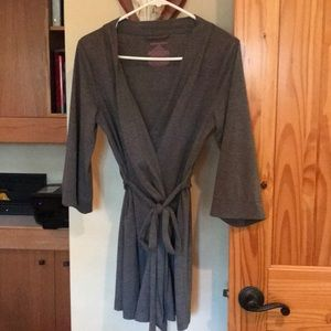 Sold! XS Xhilaration robe with 3/4 length sleeves
